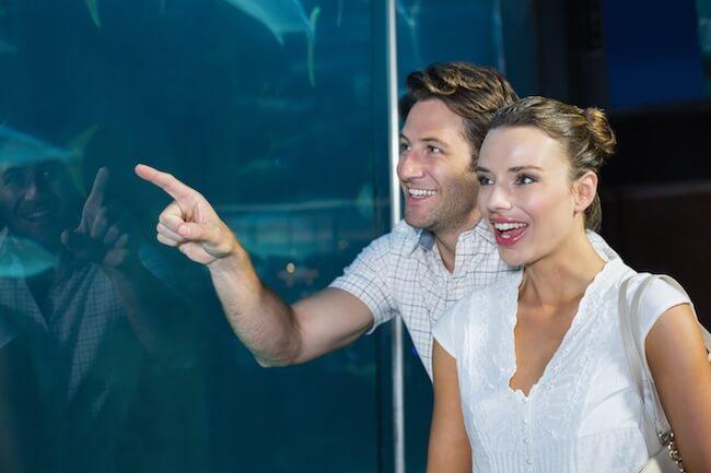 水族館デートをするときの、好きな人から好まれる服装とはどんなもの?