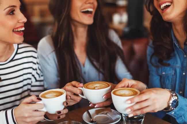女友達と行きたい!ガールズトークできちゃうおしゃれカフェ3選