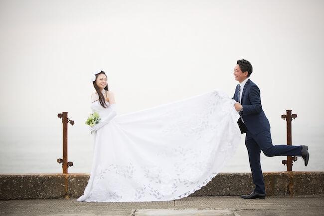 ウェディングドレスが着たいのに…結婚式に乗り気じゃない彼の説得法3選