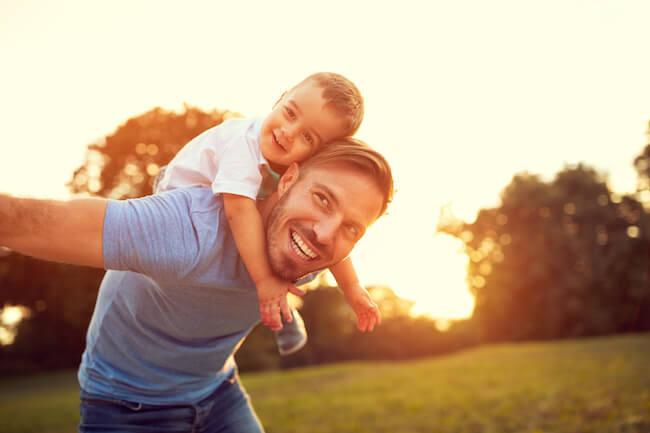 パパ育児のメリット パパの子連れ外出お助けアイテム