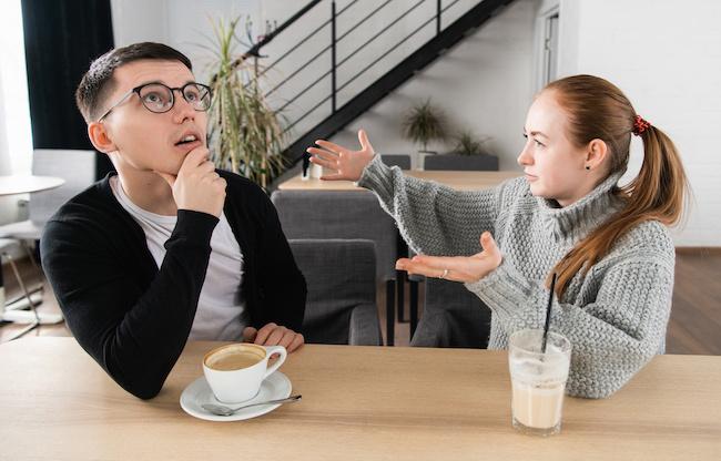 垂れ流しはNG?!男性に愚痴を聞いてもらうときに注意するポイント