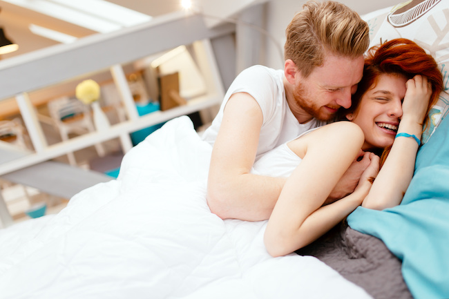 男性が思わず反応しちゃう!エッチで感じる女性の刺激的な仕草7つ