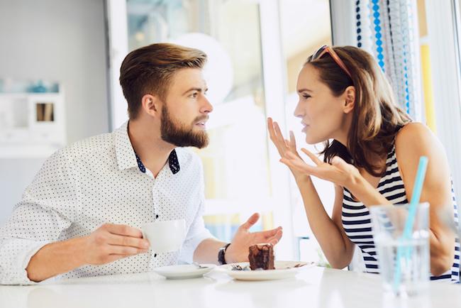 言い合いになる異性こそ好き?!好きな子と喧嘩してしまう男性心理3選