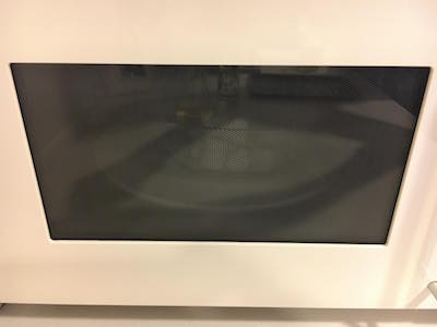 電子レンジで加熱して溶かす。
