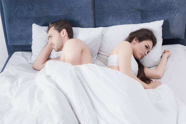 やっぱり体がすべて…?!体の相性が悪いカップルが別れる3つの理由