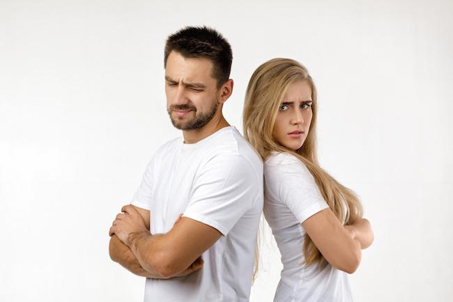 いつも上から目線の男尊女卑彼氏への3つの対処法