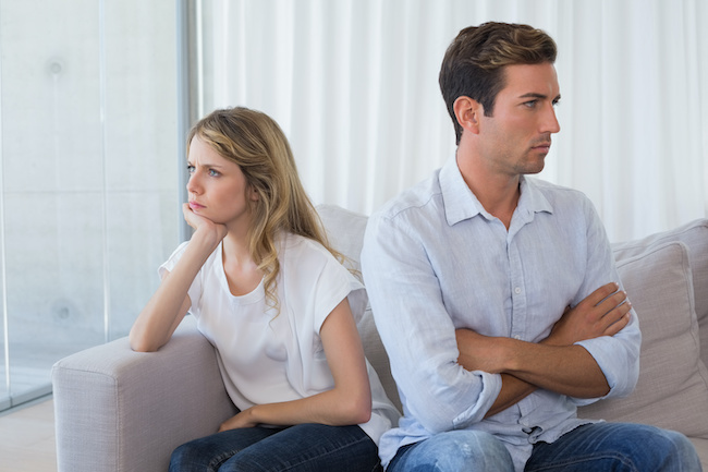 些細なことで喧嘩するようになったカップルが気をつけるべきこと