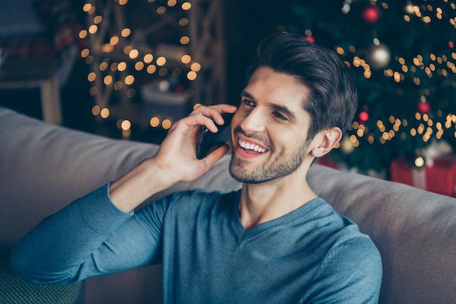 会えなくても愛を深めたい…彼とラブラブなクリスマスを過ごす方法画像