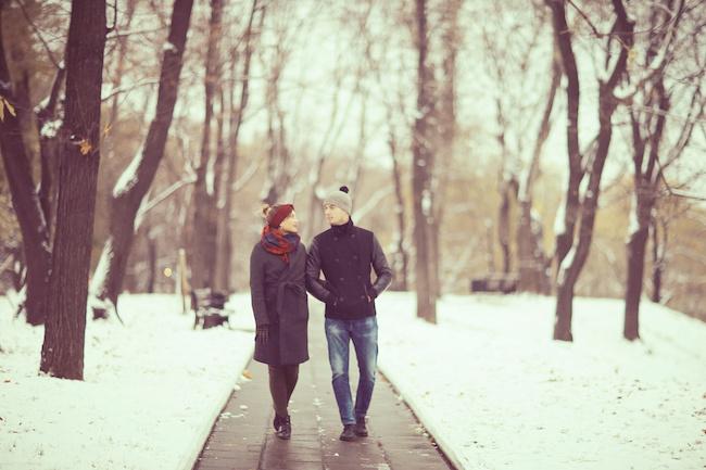 コロナ禍デートの定番…?!冬の「公園デート」を楽しむコツ
