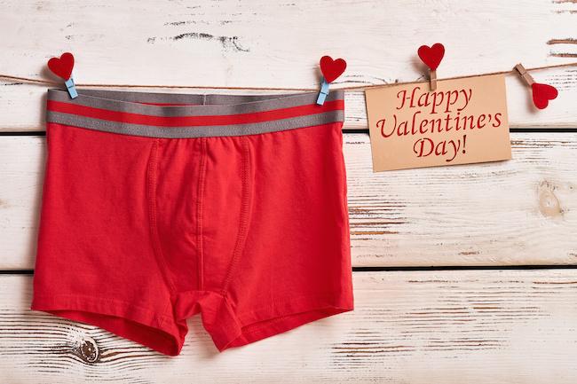 【男の本音】バレンタインに下着を貰うのって嬉しい?それとも微妙?