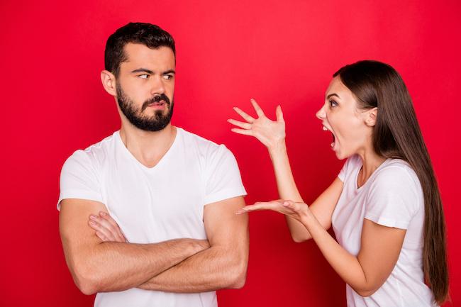 喧嘩の原因はコレ!「相性悪いカップル」に起こる3つのこと
