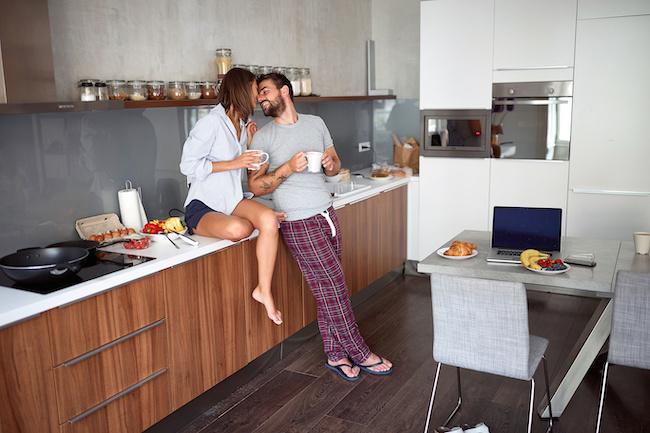 「モーニングルーティン」でラブラブ♡夫婦仲が良くなる朝活